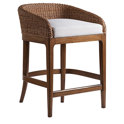 Capitola Counter Stool, Natural