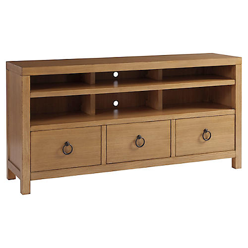 Promontory Media Console, Sandstone
