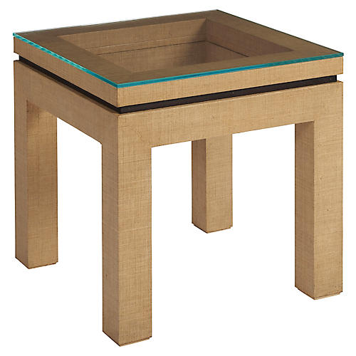 Harbor Side Table, Natural