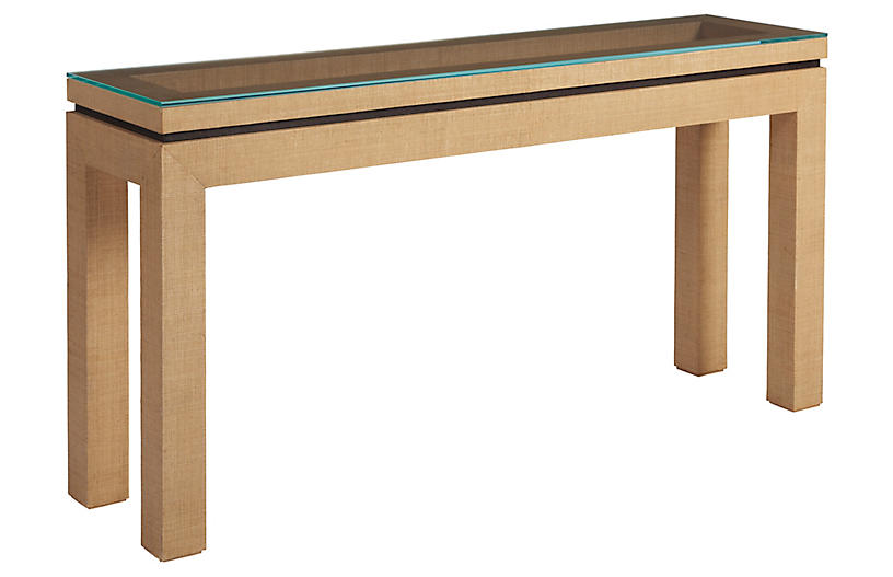 Harbor Console, Natural