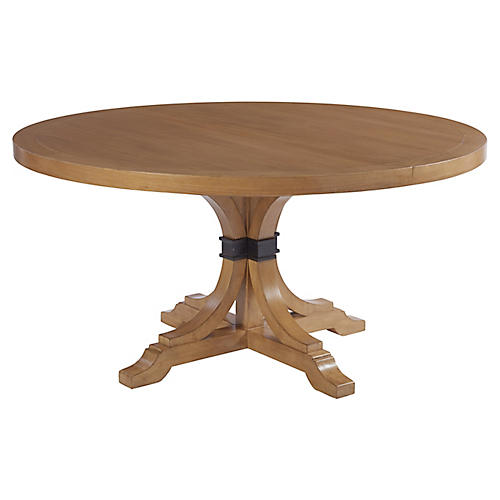 Magnolia Extension Dining Table, Sandstone
