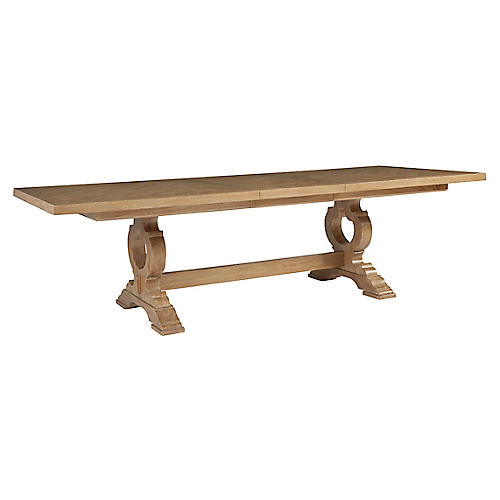 Farmington Extension Dining Table, Natural