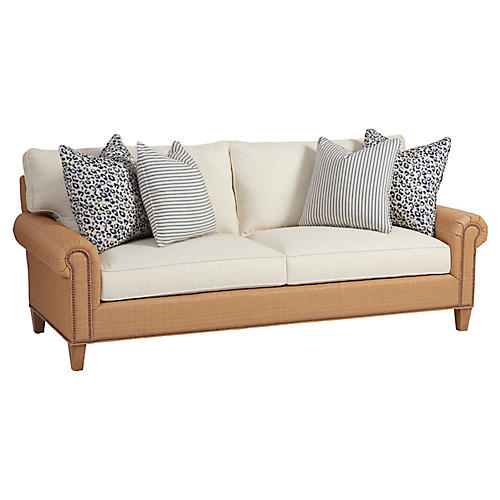 Watermill Sofa, Natural