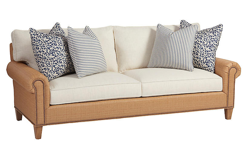 Watermill Sofa, Natural