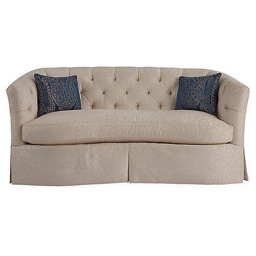 Madeleine Sofa, Natural