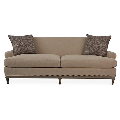 Paris Sofa, Oatmeal