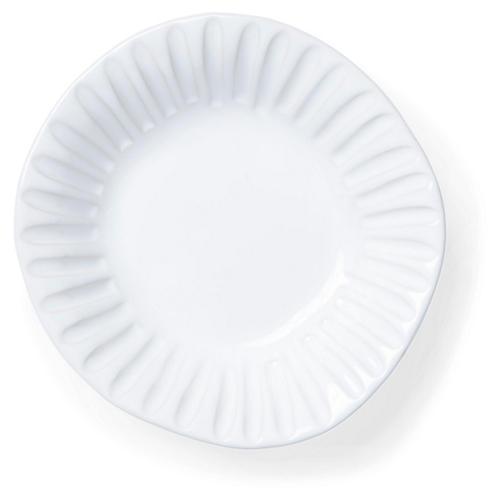 Incanto Stone Striped Pasta Bowl, White