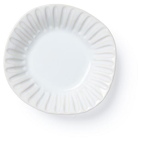 Incanto Stone Striped Pasta Bowl, Linen