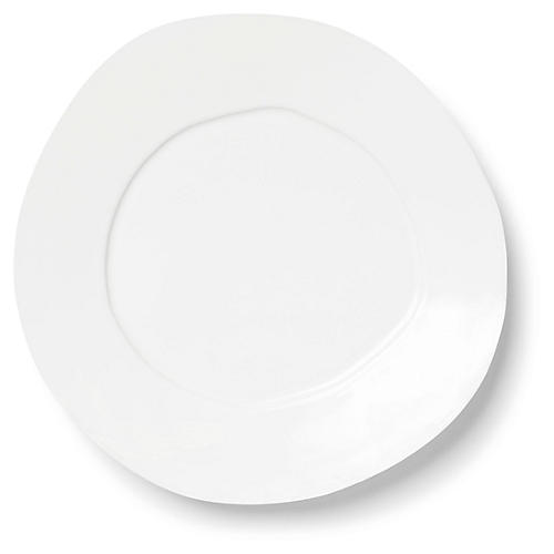 Lastra Melamine Salad Plate, Linen