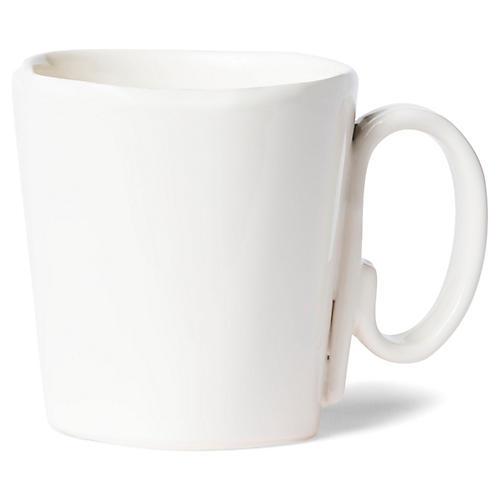 Lastra Mug, Linen