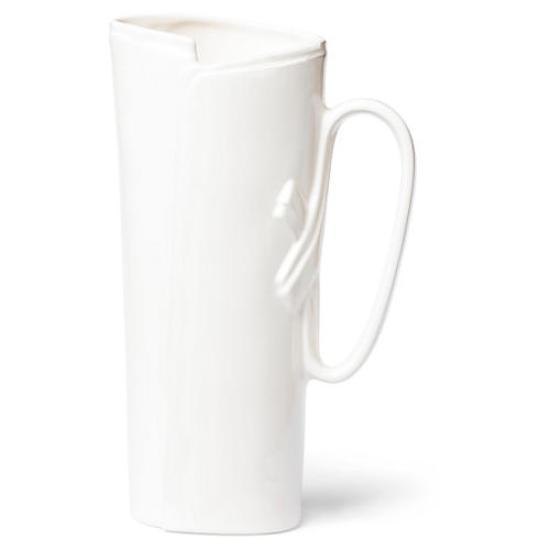 Lastra Tavern Pitcher, Linen