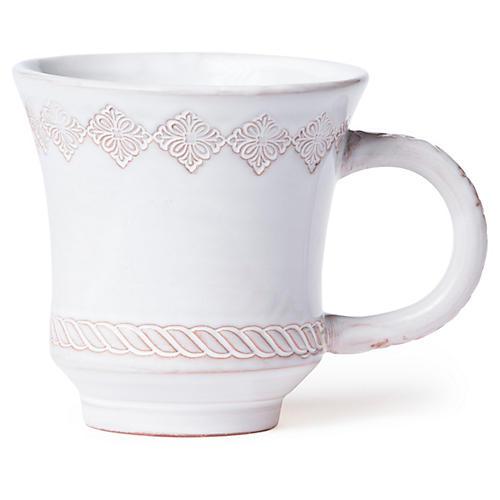 Bellezza Mug, White
