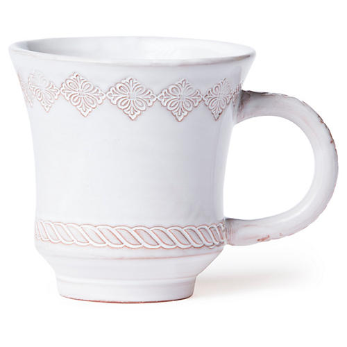 Bellezza Mug, White