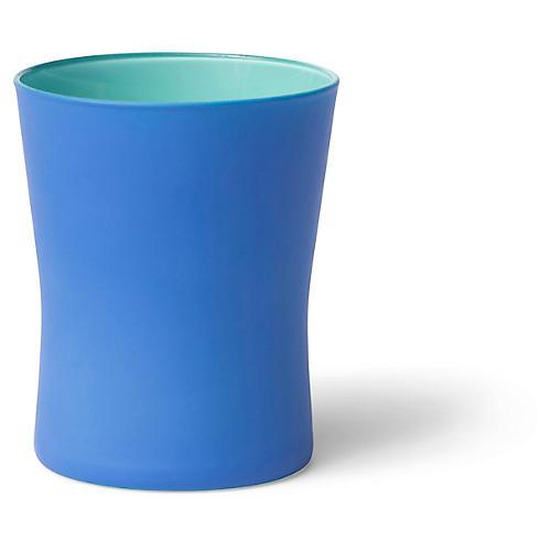 Matte Short Tumbler, Blue/Green