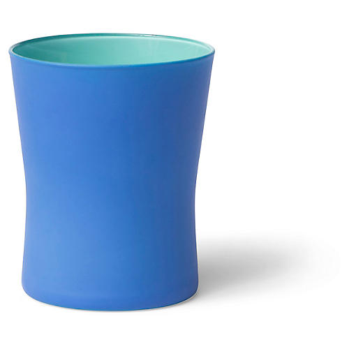 Matte Short Tumbler, Blue/Green
