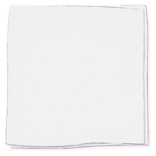 Lastra Trivet, White