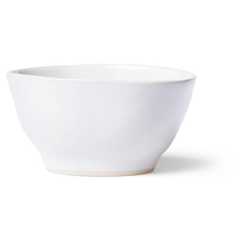 Aurora Cereal Bowl, Snow