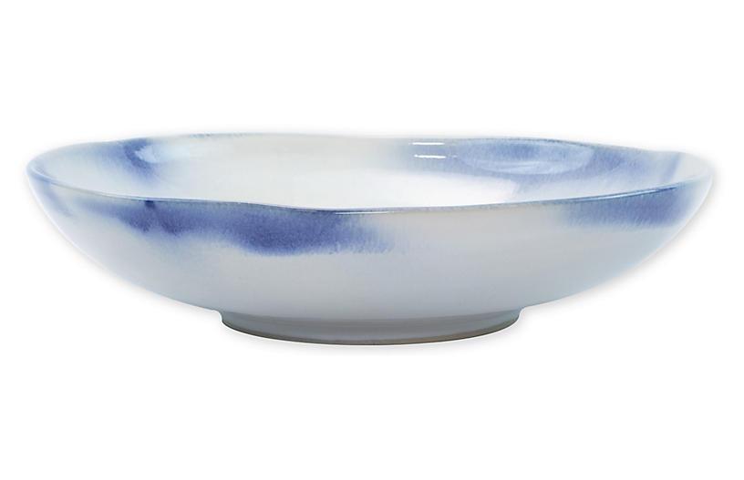 Aurora Shallow Bowl, Ocean