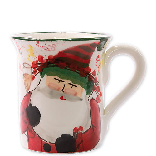 Old St. Nick 2018 Limited Edition Mug, White