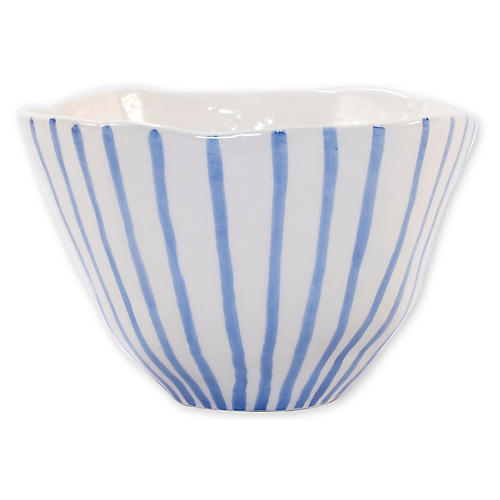Modello Deep Serving Bowl, Blue