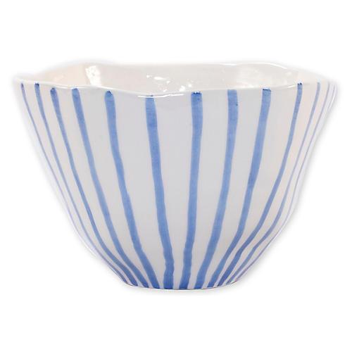 Modello Deep Serving Bowl, Blue