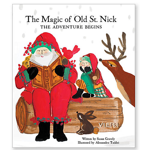 Old St. Nick: The Adventure Begins
