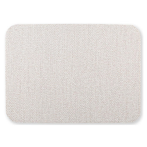 Reversible Place Mat, Gray/Brown