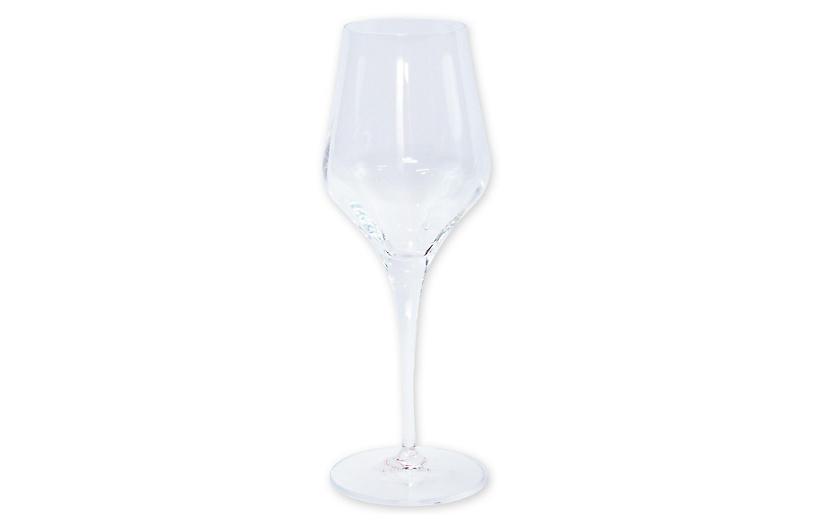Contessa Wineglass, Clear