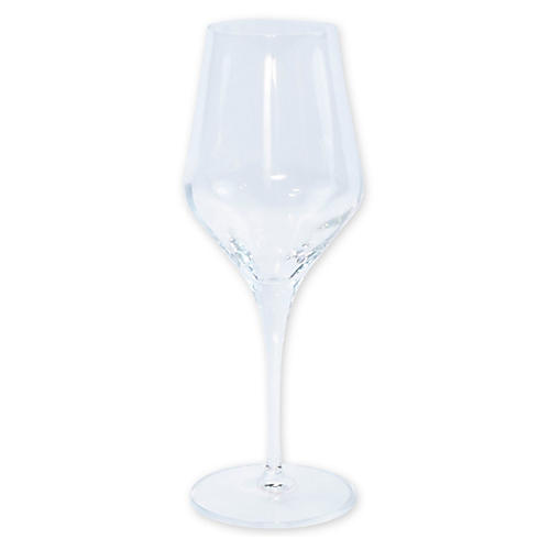 Contessa Water Glass, Clear