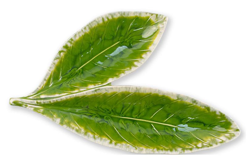 Reactive Leaves Server, Green
