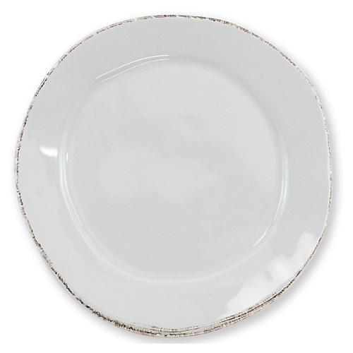 Lastra Canapé Plate, Light Gray