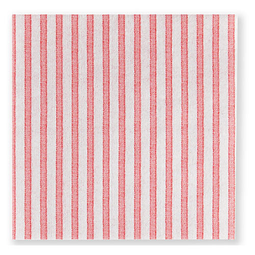 S/20 Papersoft Capri Cocktail Napkins, Red