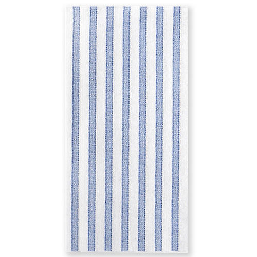 S/50 Papersoft Capri Guest Towels, Blue