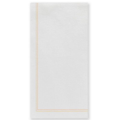 S/50 Papersoft Linea Guest Towels, Yellow