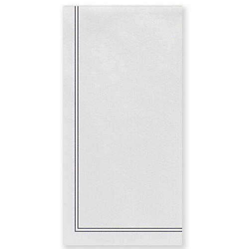 S/50 Papersoft Linea Guest Towels, Gray