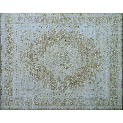 "9'6""x12'6"" Kallie Rug, Brown/Beige"
