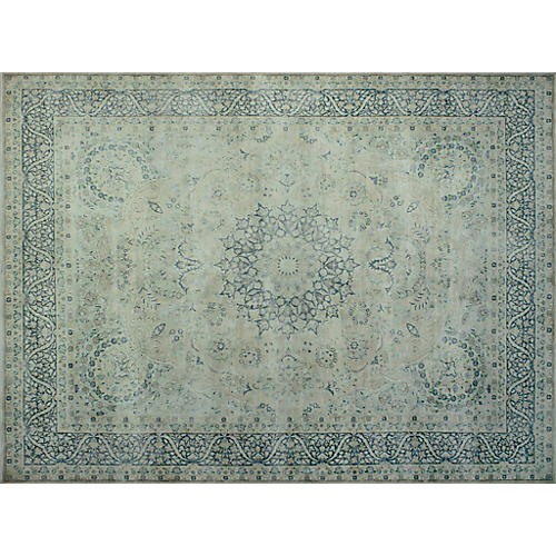 "9'11""x13'5"" Sincere Rug, Ivory"