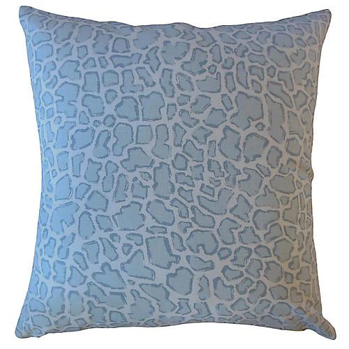 Bea Pillow, Blue