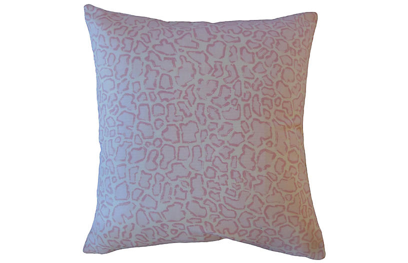 Bea Pillow, Pink
