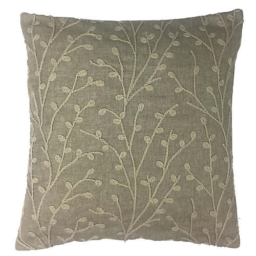 Laura Pillow, Beige