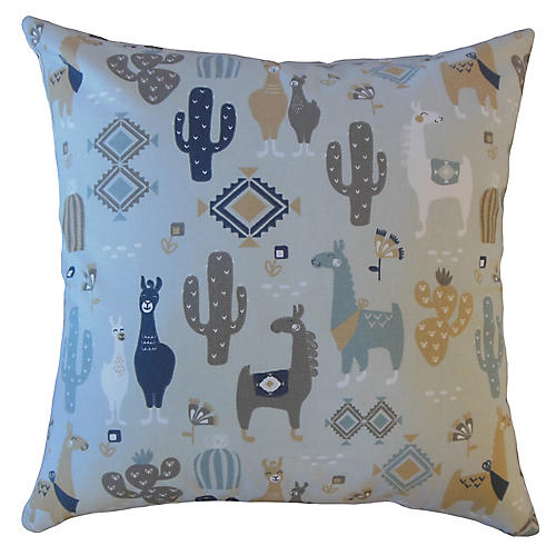 Torey Pillow, Sky/Multi
