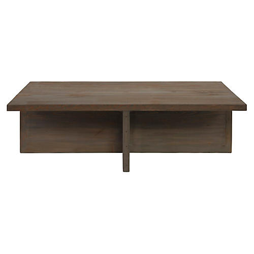 Rute Rectangle Coffee Table, Java