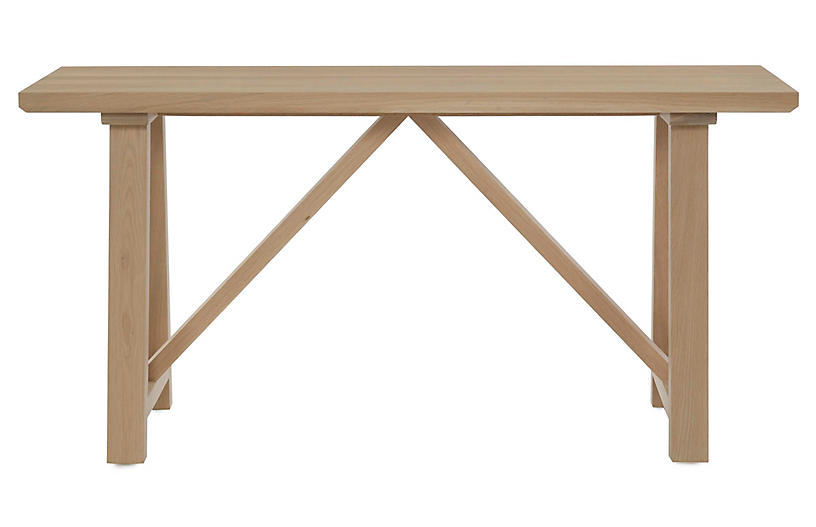 Millie Console, Natural