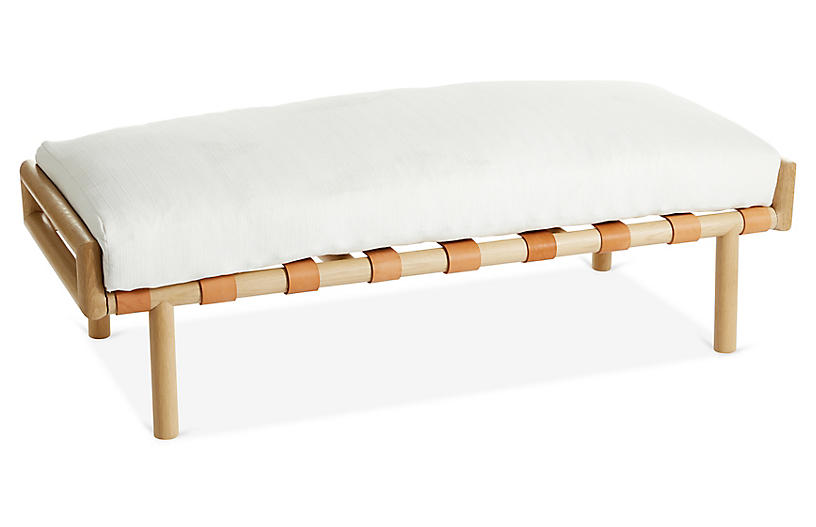 Vander Bench, White Crypton