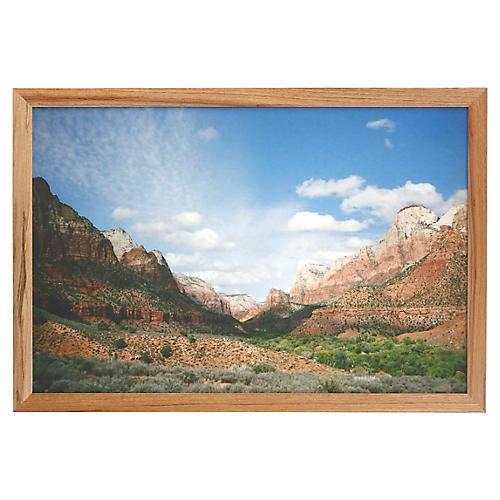 Mt. Zion Canyon