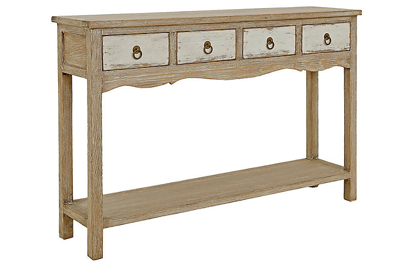 Millicent Console, Natural