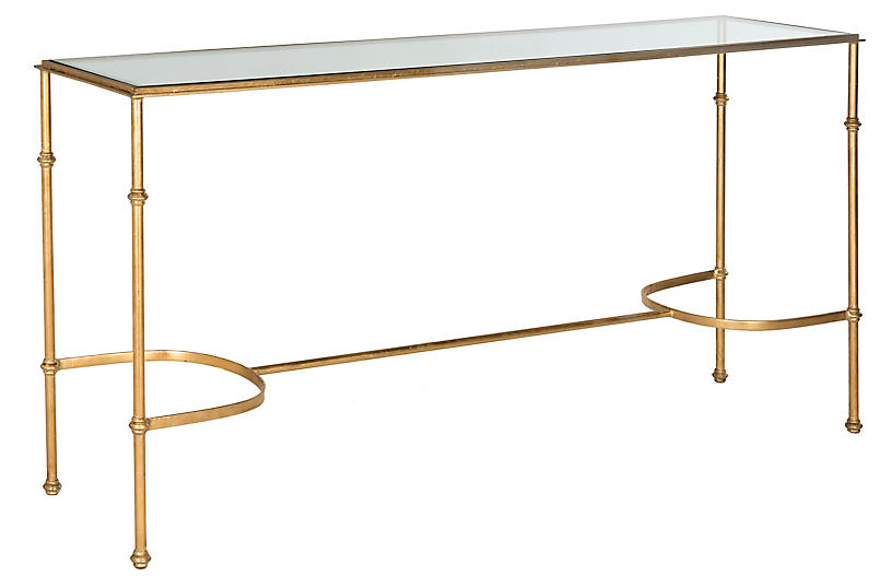 Lucy Console, Gold