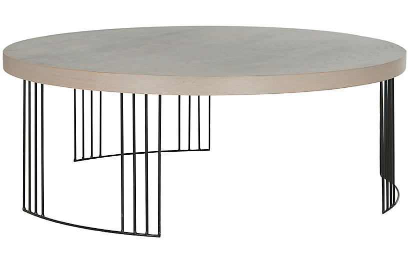 Bailey Coffee Table Gray Coffee Tables Living Room Furniture