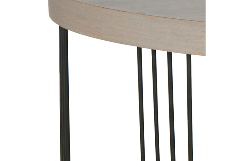 Bailey Coffee Table Gray Coffee Tables Living Room