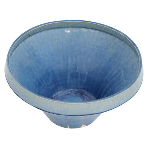 Ceramic Bowl, Blue